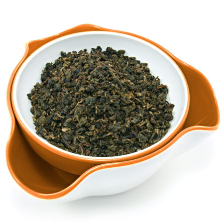 China - Milky Oolong - polozelený čaj, oolong